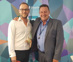 GEM Award for April from Cloudfm CEO